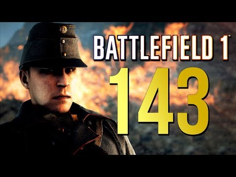Battlefield 1: 143 Kills - Howell Automatic in Hell (PS4 PRO Multiplayer Gameplay)