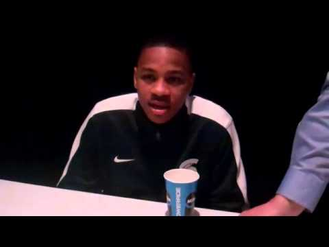 Keith Appling - MSG pre-UConn
