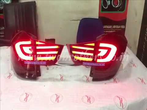 Mobilio Bmw Style Led Tail Lights If U Want Then Call Us On