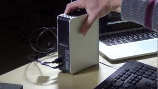 Western Digital WD My Book Studio Mac External Hard Drive Review 1TB 2TB or 3TB USB 3.0