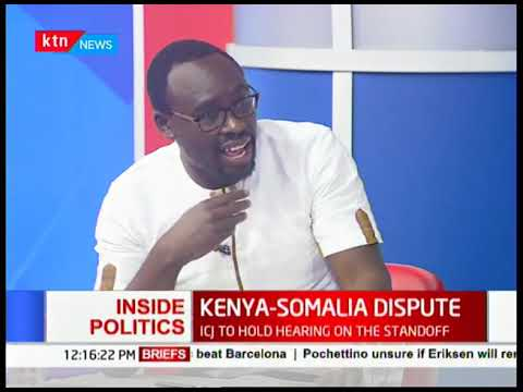 Inside Politics: Kenya-Somalia trade threats