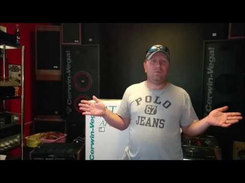 Building hifi speakers with car audio drivers