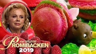 Kreative Macarons: Marijkes süße Schnecken | Verkostung | Das große Promibacken 2019 | SAT.1 TV