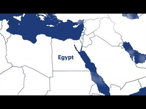 Van Oord excellent offshore performance in Egypt
