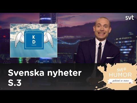 Svenska nyheter (S03E07) - Hela klippet om KD och Ebba Busch Thor