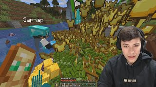 Minecraft, But Drops are Random And Multiplied | Stream Highlights