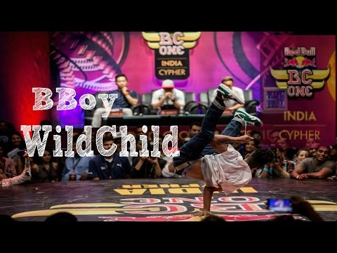 Bboy Wildchild at Red Bull BC one India | 2015 | BeastMode Crew