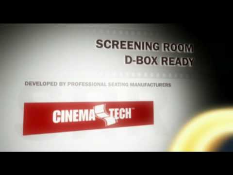 DBox - Home Theater Motion Seating