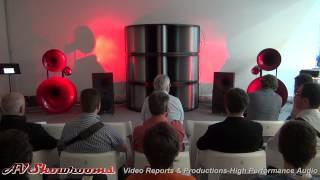 Avantgarde Acoustic, Trio vs Musician, High End Munich