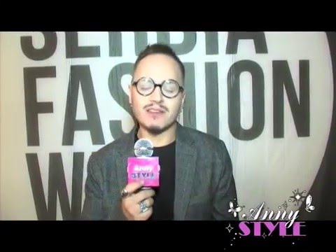 Anny STYLE 356 - SERBIA FASHION WEEK 2015, III deo