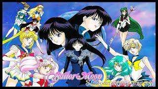 Sailor Moon e il cristallo del cuore ❤️ Il riassuntone della 3 serie