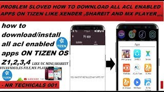 how to download all acl apps (removed) after reset Mobile  must watch new video