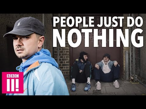 Grindah's New Look | People Just Do Nothing