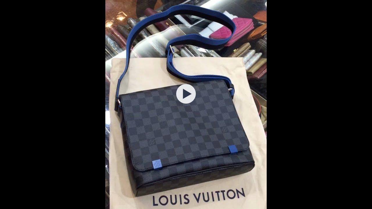 Louis Vuitton District Pm สกราไฟทneonwwwmegshopnet