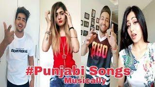 Latest September Punjabi Song Musically 2018 | Best Top Hot Girls Musically Dance September 2018