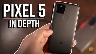 I've had the Google Pixel 5 for MORE than a month... Pixel 5 Long Term Review!