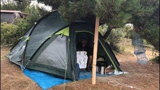 Kamp İnceleme #6 Bozcaada  Ada Kamp