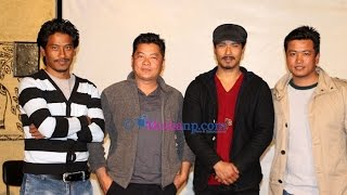 press meet of nepali movie kabaddi kabaddi