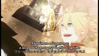 Kagamine Rin & Len/Valshe - Chivalry HD sub español + MP3