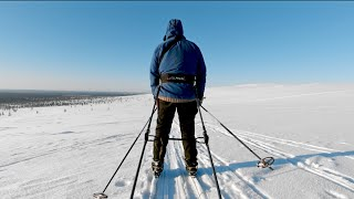 Kingdom of Snow and Light - Ski Trekking in the Far North
