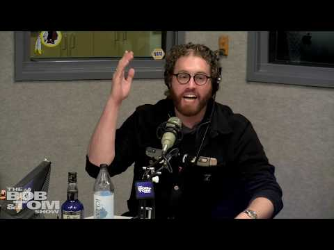 The BOB & TOM Show - T.J. Miller is Cheetos Brothers With a Famous Director