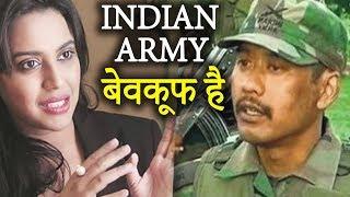 Swara Bhaskar पर भड़का पूरा देश, देश की शान Indian Army पर दिया विवादित बयान