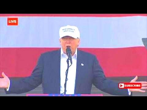Donald Trump's ''Amazing Rally in Miami, Florida (Nov.-2-2016)