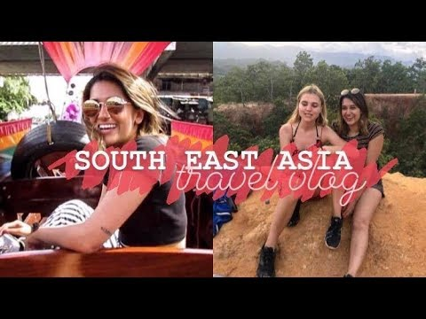 38. 6 WEEKS IN SOUTHEAST ASIA   Travel Vlog