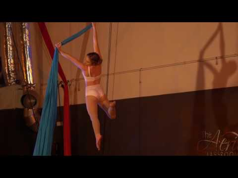 Aerial silks - Time