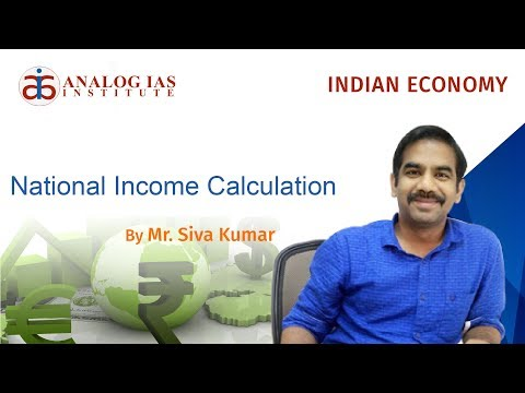 Economy National Income Calculation