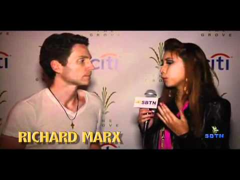 RICHARD MARX INTERVIEW At the Grove