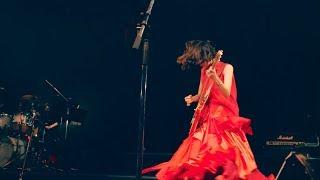 黒木渚「フラフープ」LIVE at TSUTAYA O-EAST 2017.09.24(2019.10.9 RELEASE New ALBUM「檸檬の棘」初回限定盤A 収録)