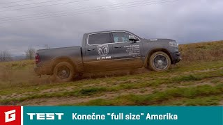 DODGE RAM 1500 V8 5,7 HEMI - TEST - PICK-UP - GARAZ.TV