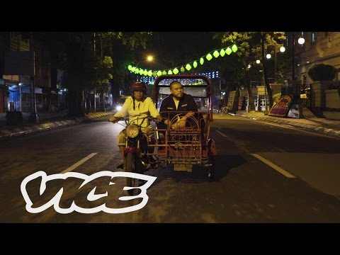 Joko Anwar Ngobrolin Punk Rock dan Tuak di Medan: Searchlight