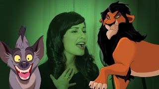 Repeat youtube video Be Prepared - The Lion King (Female Disney cover)