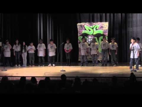 2014 DC SCORES Poetry Slam! -- Tubman Elementary School