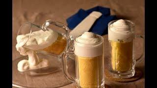 ビールが好きな人のために考えた、ビール風ロールケーキを紹介します♪ ...