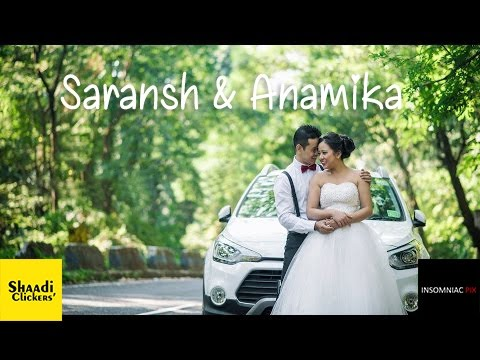 CINEMATIC NEPALI WEDDING TRAILER | SARANSH & ANAMIKA | SILIGURI | 2017 | HD