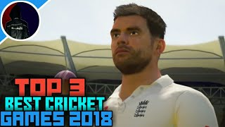2018 BEST & HUGE GRAPHICS CRICKET GAMES FOR ANDROID DEVICE | CRICKET GAMES 2018 FOR ANDROID