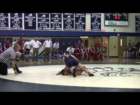Jimmy Miller vs Keshon Truitt 152