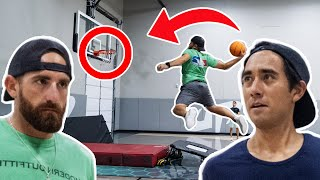 Trick Shot Illusions with Dude Perfect