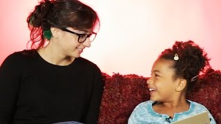 Adults Get Love Advice From Kids