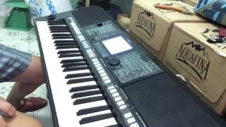 Tình là sợi tơ DJ Organ S750