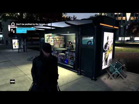 [PS4] Watch Dogs - Bus Hacker!