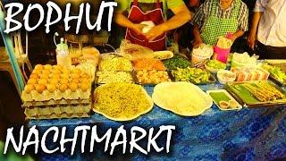 Nachtmarkt auf Koh Samui - Fisherman