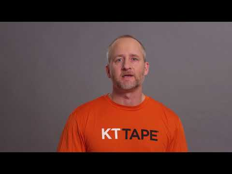 How to Use KT Tape: General Taping Tips for Getting Kinesiology Tape to Stick and Work