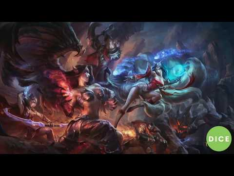 League of Legends' Brandon Beck - 2015 D.I.C.E. Summit