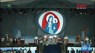 34. Światowe Dni Młodzieży w Panamie: Uroczystość powitania Ojca Świętego