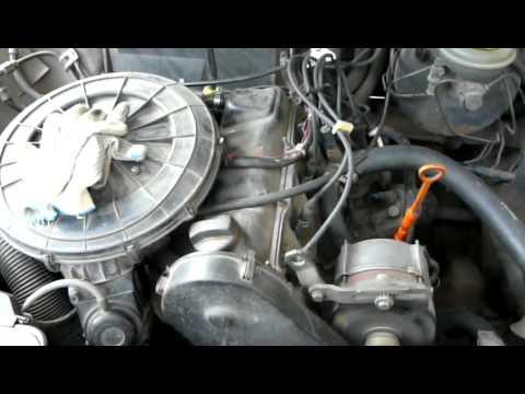 Audi 80 1.8 PM работа