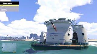 GTA 5 - Yacht Deluxe